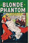 Cover for Blonde Phantom Comics (Bell Features, 1948 series) #22