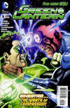 Cover Thumbnail for Green Lantern (2011 series) #9 [Gary Frank Cover]