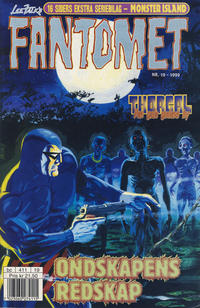 Cover Thumbnail for Fantomet (Egmont Serieforlaget, 1998 series) #19/1999