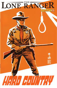 Cover Thumbnail for The Lone Ranger (Dynamite Entertainment, 2012 series) #6