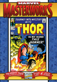 Cover Thumbnail for Marvel Masterworks: The Mighty Thor (Marvel, 1999 series) #[3]