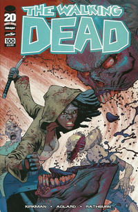Cover Thumbnail for The Walking Dead (Image, 2003 series) #100 [Cover G]