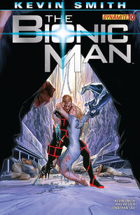 Cover Thumbnail for Bionic Man (Dynamite Entertainment, 2011 series) #10
