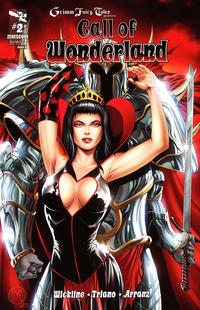 Cover Thumbnail for Grimm Fairy Tales Presents Call of Wonderland (Zenescope Entertainment, 2012 series) #2 [Cover A]