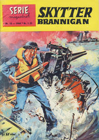 Cover Thumbnail for Seriemagasinet (Se-Bladene - Stabenfeldt, 1951 series) #10/1964