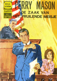 Cover Thumbnail for Beeldscherm Classics (Classics/Williams, 1963 series) #812