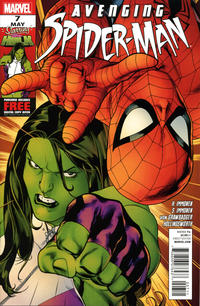 Cover Thumbnail for Avenging Spider-Man (Marvel, 2012 series) #7
