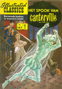 Cover Thumbnail for Illustrated Classics (Classics/Williams, 1956 series) #147 - Het spook van Canterville