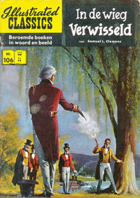 Cover Thumbnail for Illustrated Classics (Classics/Williams, 1956 series) #106 - In de wieg verwisseld [Prijssticker editie]