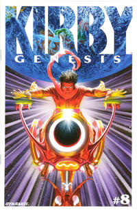 Cover Thumbnail for Kirby: Genesis (Dynamite Entertainment, 2011 series) #8