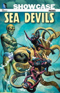 Cover Thumbnail for Showcase Presents: Sea Devils (DC, 2012 series) #1