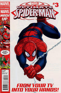 Cover Thumbnail for Marvel Universe Ultimate Spider-Man (Marvel, 2012 series) #3