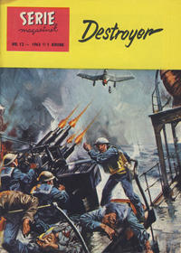 Cover Thumbnail for Seriemagasinet (Se-Bladene, 1955 series) #12/1963