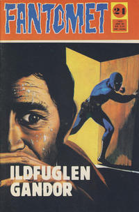 Cover Thumbnail for Fantomet (Romanforlaget, 1966 series) #24/1972