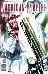 Cover Thumbnail for American Vampire (DC, 2010 series) #27