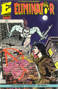 Cover Thumbnail for Eliminator (Malibu, 1992 series) #2