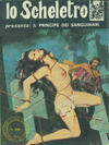 Cover for Lo Scheletro (Edifumetto, 1972 series) #v1#12