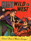 Cover for Giant Wild West (Horwitz, 1950 ? series) #5