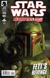 Cover for Star Wars: Blood Ties - Boba Fett is Dead (Dark Horse, 2012 series) #4