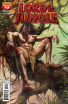Cover for Lord of the Jungle (Dynamite Entertainment, 2012 series) #3 [Cover A]