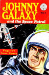 Johnny Galaxy and the Space Patrol #1