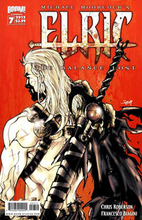 Cover for Elric:  The Balance Lost (2011 series) #7