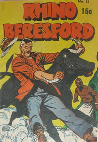 Cover Thumbnail for Rhino Beresford (Yaffa / Page, 1966 series) #12