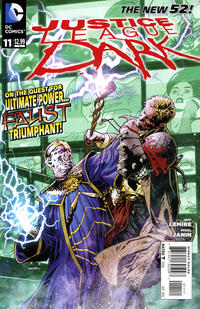 Cover Thumbnail for Justice League Dark (DC, 2011 series) #11