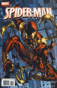 Cover Thumbnail for Spider-Man (Schibsted, 2007 series) #1/2007