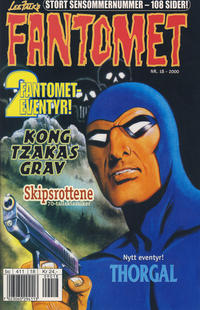 Cover Thumbnail for Fantomet (Egmont Serieforlaget, 1998 series) #18/2000