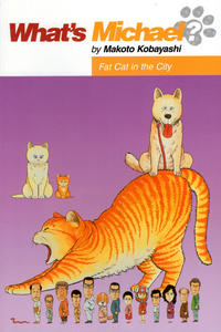 Cover Thumbnail for What's Michael? - Fat Cat in the City (Dark Horse, 2003 series)