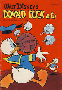 Cover Thumbnail for Donald Duck & Co (Hjemmet, 1948 series) #40/1961