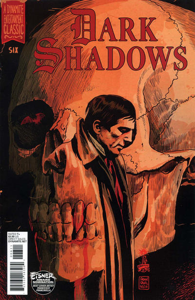 Cover for Dark Shadows (Dynamite Entertainment, 2011 series) #6