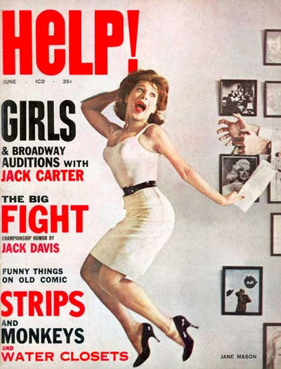 Cover for Help! (Warren, 1960 series) #v1#11