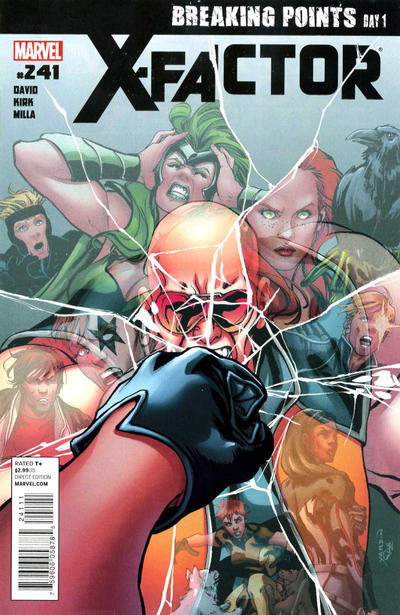 Cover for X-Factor (Marvel, 2006 series) #241