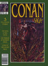 Cover for Conan Saga (Marvel, 1987 series) #8 [Newsstand]