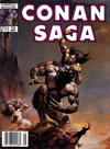 Cover for Conan Saga (Marvel, 1987 series) #13 [Newsstand]