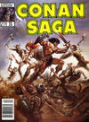 Cover for Conan Saga (Marvel, 1987 series) #12 [Newsstand]