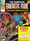 Cover for The Complete Fantastic Four (Marvel UK, 1977 series) #2
