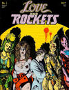 Cover Thumbnail for Love and Rockets (1982 series) #1 [1st-3rd printings] [2nd printing (3.50 USD)]