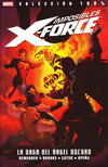 Cover for 100% Marvel. Imposibles X-Force (Panini España, 2011 series) #3 - La Saga del Ángel Oscuro