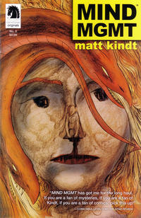 Cover Thumbnail for Mind Mgmt (Dark Horse, 2012 series) #3
