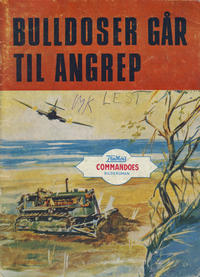 Cover Thumbnail for Commandoes (Fredhøis forlag, 1973 series) #103