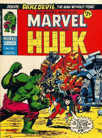 Cover Thumbnail for The Mighty World of Marvel (Marvel UK, 1972 series) #118