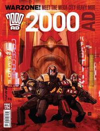 Cover Thumbnail for 2000 AD (Rebellion, 2001 series) #1794