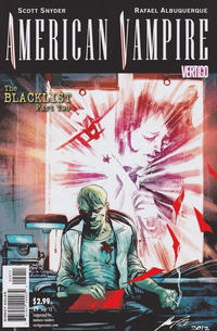 Cover Thumbnail for American Vampire (DC, 2010 series) #29