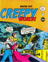 Cover Thumbnail for Creepy Worlds (Alan Class, 1962 series) #194