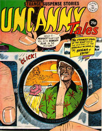 Cover Thumbnail for Uncanny Tales (Alan Class, 1963 series) #163