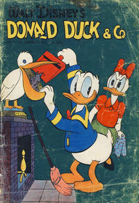 Cover Thumbnail for Donald Duck & Co (Hjemmet, 1948 series) #7/1961
