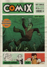 Cover Thumbnail for Comix (JNK, 2010 series) #7/2012